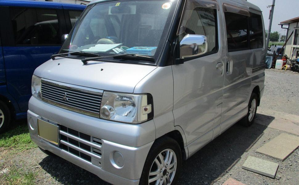 川手自動車サービスカー
